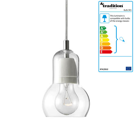 Bulb SR1 - transparent