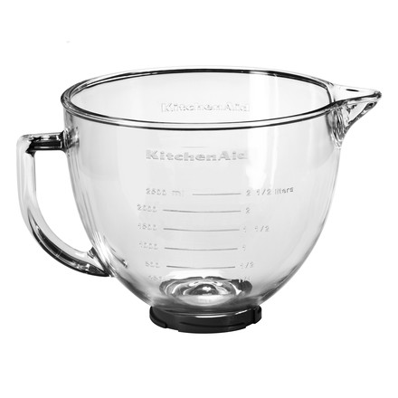Kitchen Aid - Glass bowl 4,83 Liter