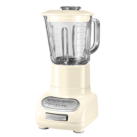 KitchenAid - Artisan blender with glass container, almond cream