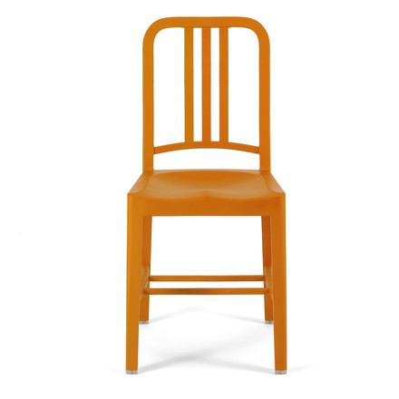 Emeco - 111 Navy Coca-Cola Chair, orange