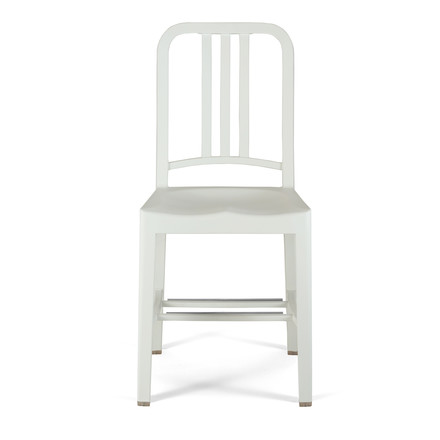 Emeco - 111 Navy Coca-Cola Chair, snow white