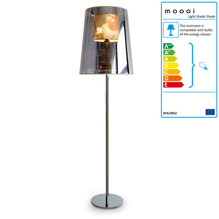Moooi - Light Shade Shade Floor Lamp