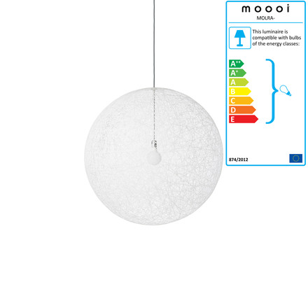 Moooi - Random Light, small - white