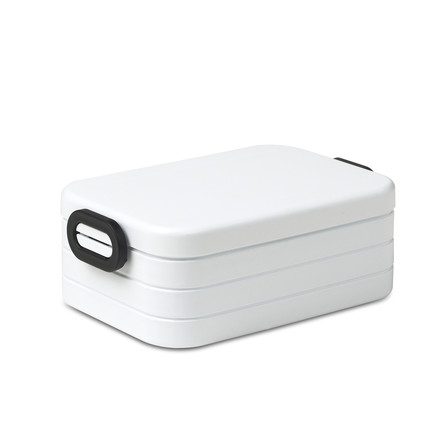Lunchbox Take a Break, midi, white
