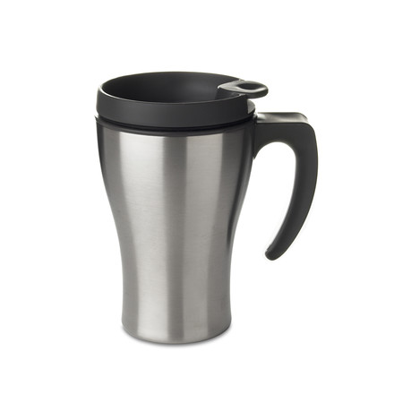 Rosti Mepal - Thermo Mug automatic, stainless steel
