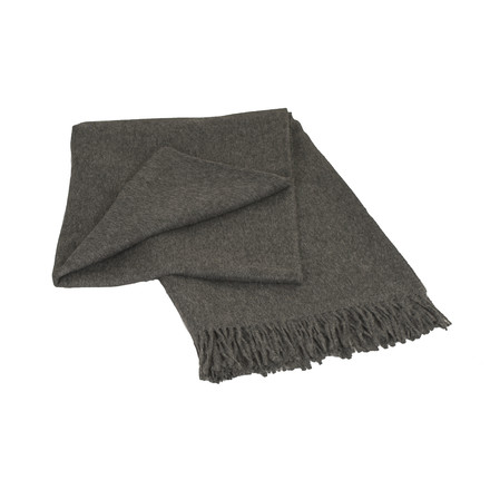 Elvang - Luxury blanket, grey