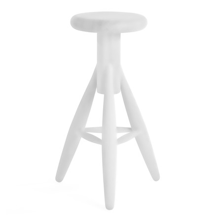 Artek - Rocket Stool, white