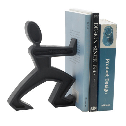 Black & Blum - James the bookend, black