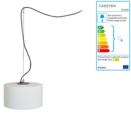 Carpyen - Harry pendant lamp