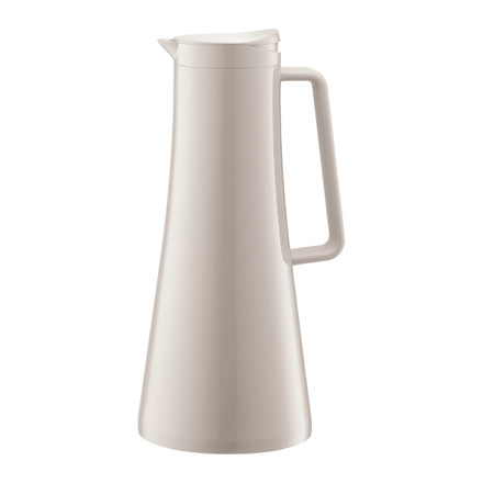 Bistro Thermos Flask, 1.1 l, cream