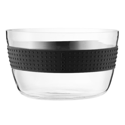 Bodum - Pavina Salad Bowl, black