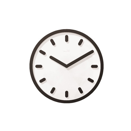 Magis - Tempo wall clock, black