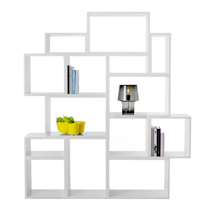 "Muuto ""Stacked"" shelving system"