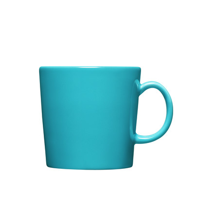 Iittala - Teema Mug with Handle, 0.3 l, turquoise