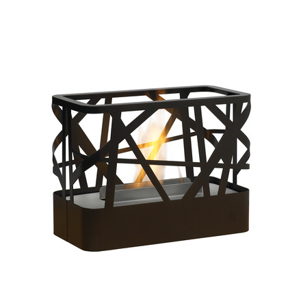 artepuro - Takibi table fireplace, brown