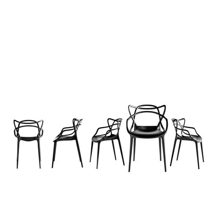 Kartell-Masters Chair
