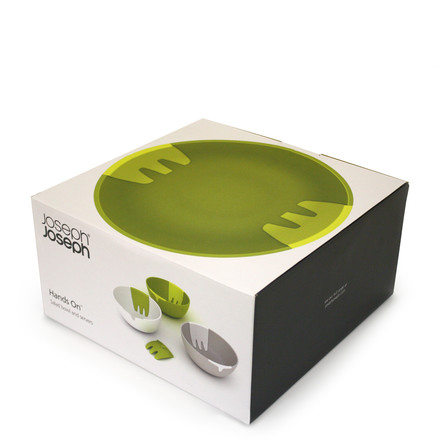 Joseph Joseph - Hands On salad bowl-Set