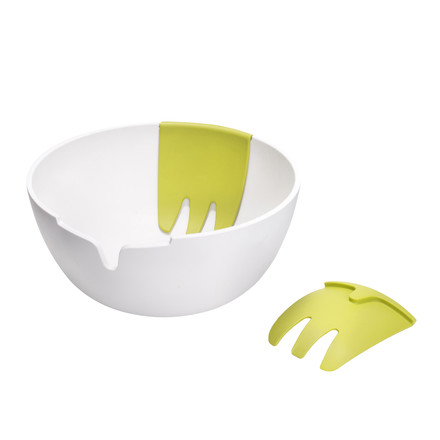 Joseph Joseph - Hands On salad bowl-Set, weiß