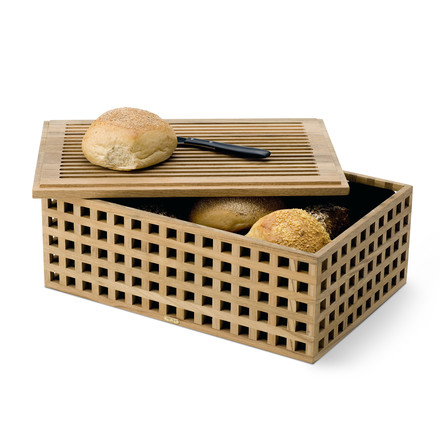 Skagerak - Pantry Bread Box with content