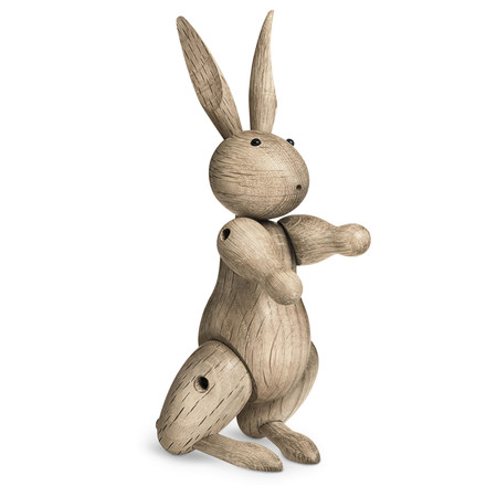 Kay Bojesen Denmark - Wooden Rabbit - single image, standing