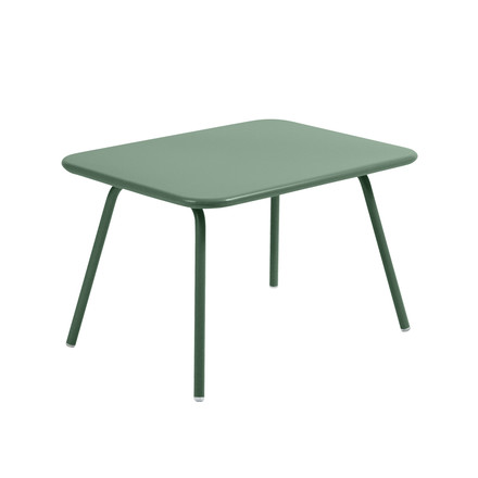 Fermob - Luxembourg Kid Children's Table, cedar green - single image