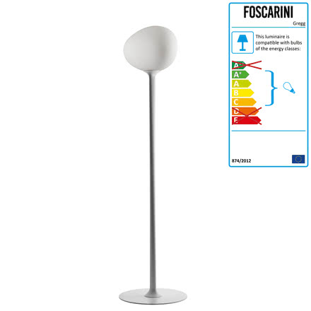 Foscarini - Gregg Floor Lamp - media - alta