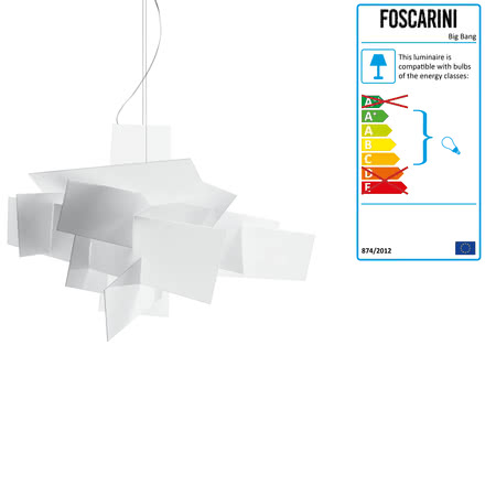 Foscarini - Big Bang Suspension Light