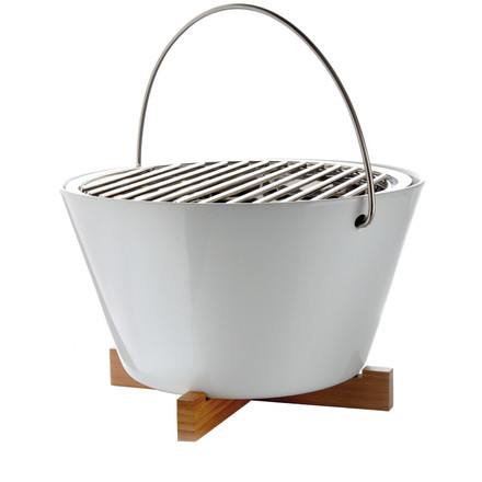 Eva Solo Table Grill, white - catalogue