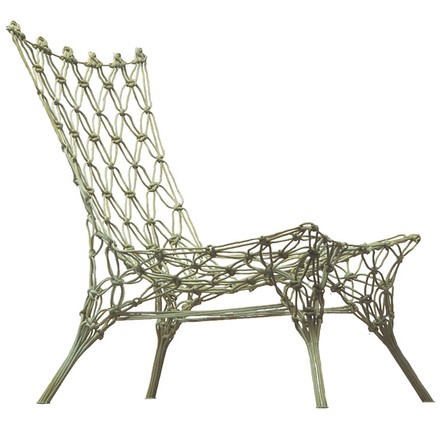 Single image of the Knotted Chair