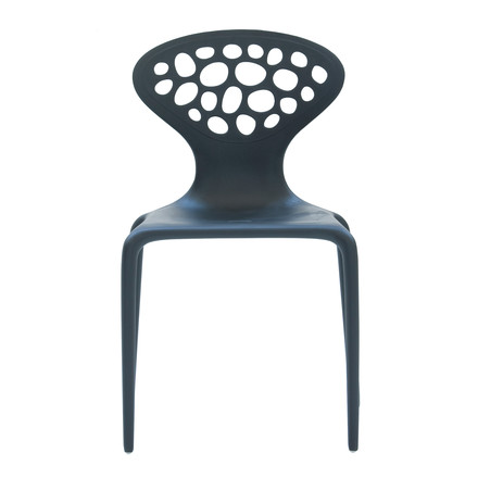 Moroso - Supernatural - black perforated