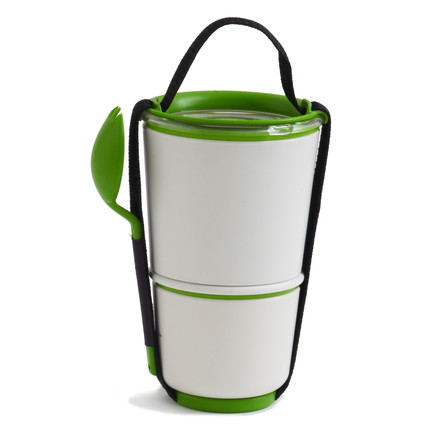 Black & Blum - Lunch Pot, lime - double