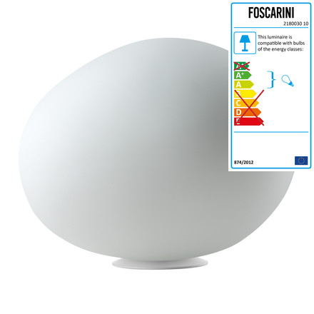 Foscarini - Outdoor Gregg Table Lamp, grande XL
