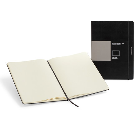 Moleskine Folio Notebook, A4, blank