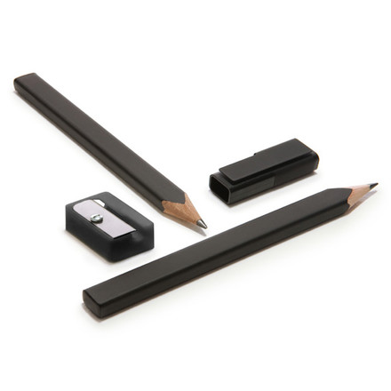 Group image: Pencil-Set with sharpener and cap