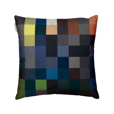 Kvadrat Cushion - Squaring of the Circle - Spirit