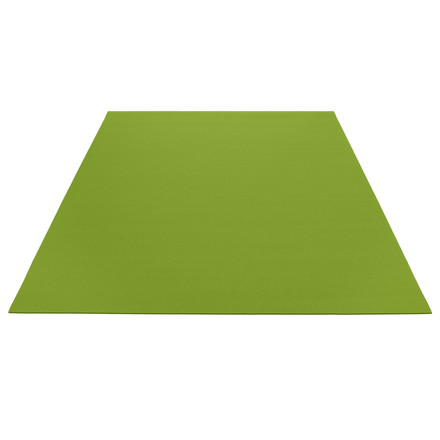 Hey Sign - Rug, rectangular, may green