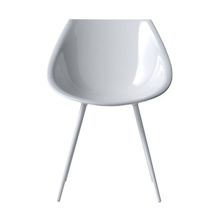 Single image: Lago Chair, white