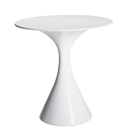 Driade - Kissi Kissi Bistro Table, white