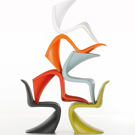 Vitra - Panton Chair - Group