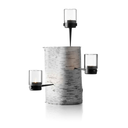 Menu - Pipe Hurricane tea light holder