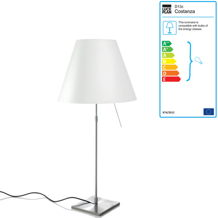 Luceplan - Costanza Table lamp