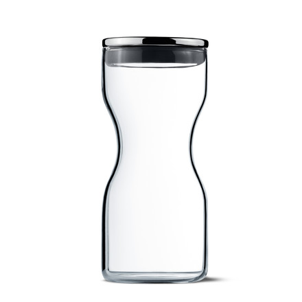 Georg Jensen - Alfredo Glass Container with lid, 250 ml