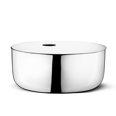 Georg Jensen - Precious Box - stainless steel, large