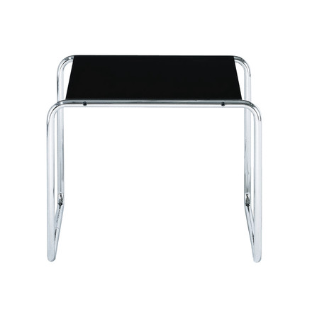 Knoll - Laccio 1 Coffee Table - black, anthracite