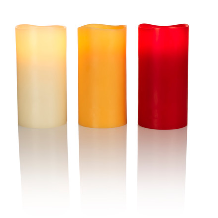 LED real way candle XL