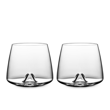 Normann Copenhagen - Whisky Glasses, set of 2