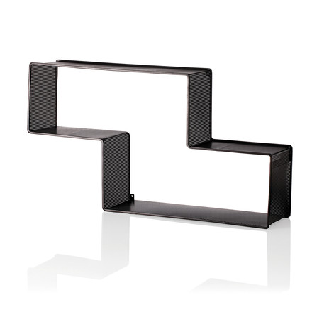 Gubi - Dedal Book Shelf, black