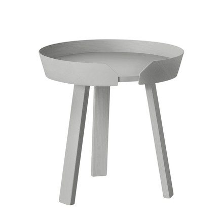 Muuto - Around sidetable small, grey