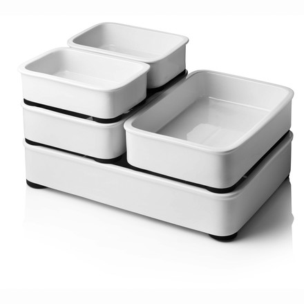 Menu - Stackable ovenproof dish V2