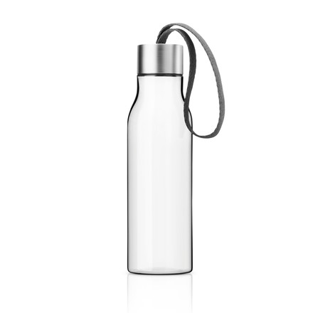 Eva Solo - drinking bottle, grey, single image